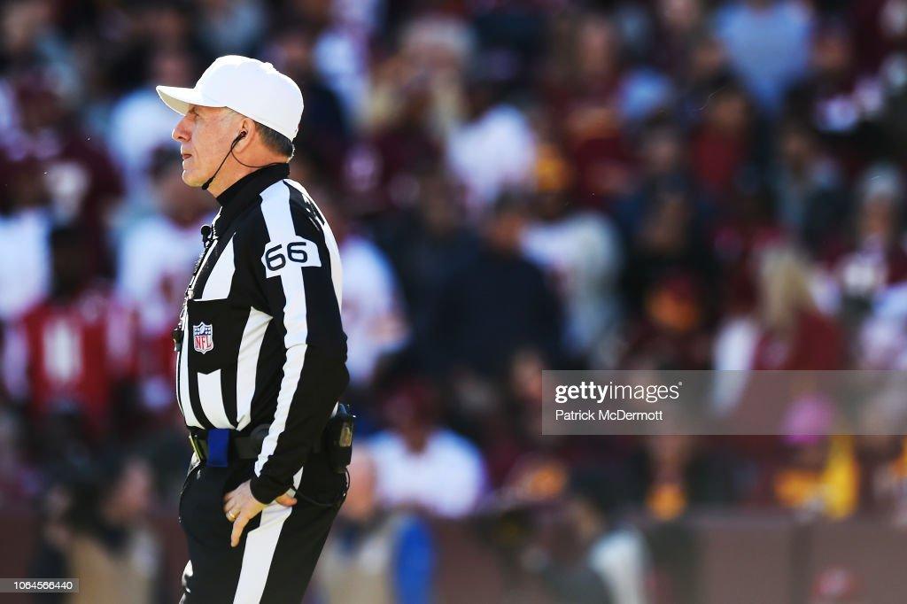 Atlanta Falcons v Washington Redskins : News Photo