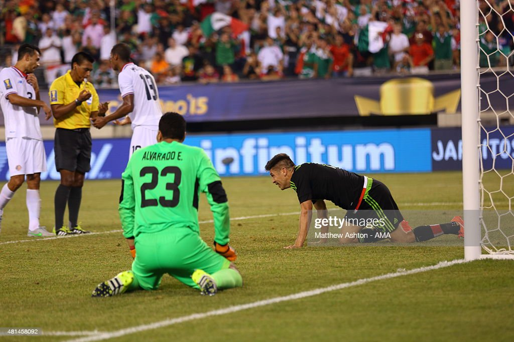 Mexico v Costa Rica: Quarterfinals - 2015 CONCACAF Gold Cup