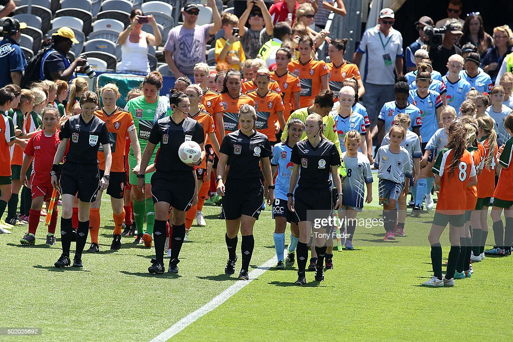 W-League Rd 10 - Sydney v Brisbane : News Photo