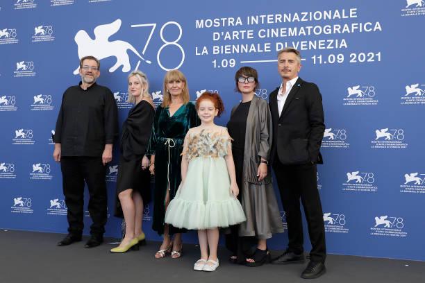 "ITA: ""Vera Andrron Detin"" Photocall - The 78th Venice International Film Festival"