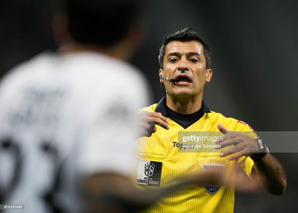 Corinthians v  Atletico PR - Brasileirao Series A 2017