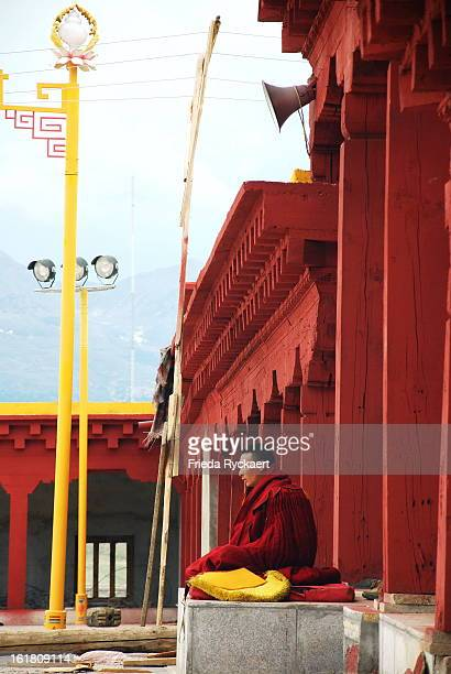 CONTENT] Refinding a peaceful calmth and serenity at the Gompa Chode monastery of Litang The deep tones of a chanting monk magically filling the...