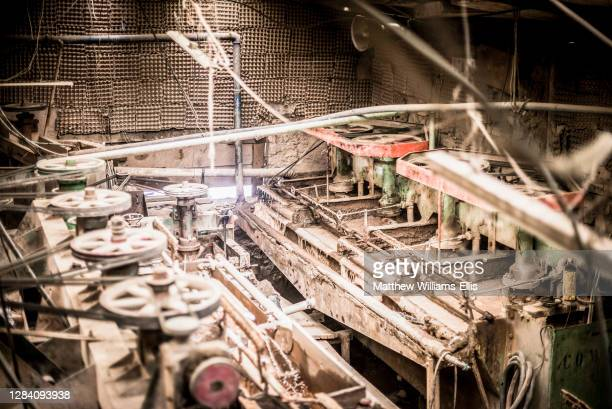 Refinement factory at Potosi silver mines, Department of Potosi, Bolivia, South America.