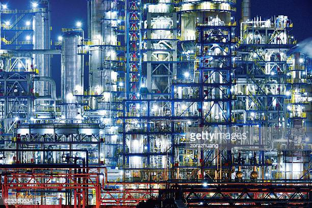 Refinery & Chemical Plant
