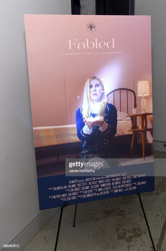 Refinery29's Tribeca Film Festival Premiere Party For 'Fabled' With Zosia Mamet & Evan Jonigkeit
