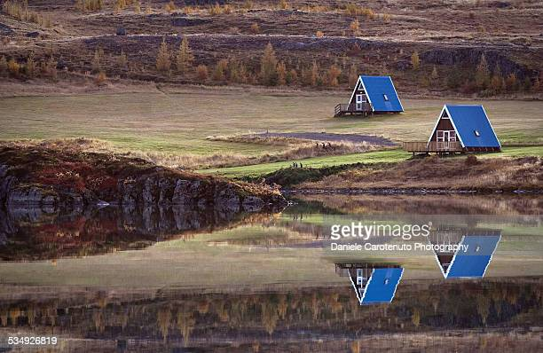 Reflected bungalows