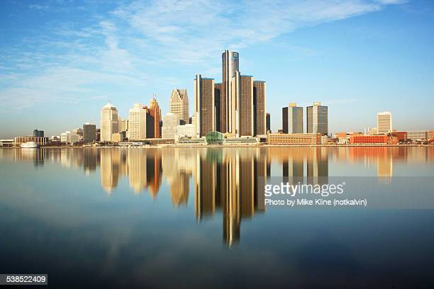 Reflected Detroit
