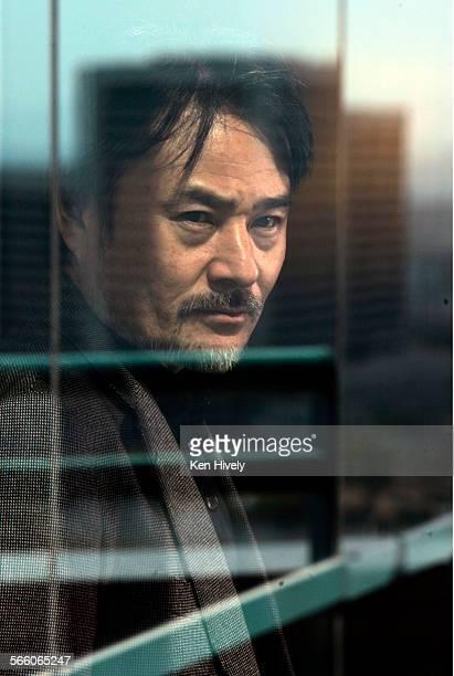 Reflected in a high rise building window Indie director Kiyoshi Kurosawa talks to Susan King about his award winning film Tokyo sonata a sad look at...
