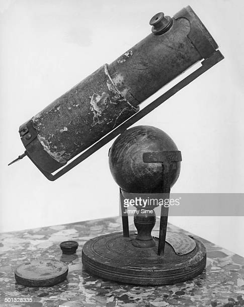 Isaac Newton Inventions Reflecting Telescope
