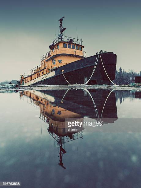 反射タグボート