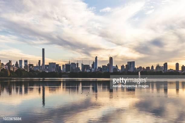 Reflection of Midtown Manhattan, NYC