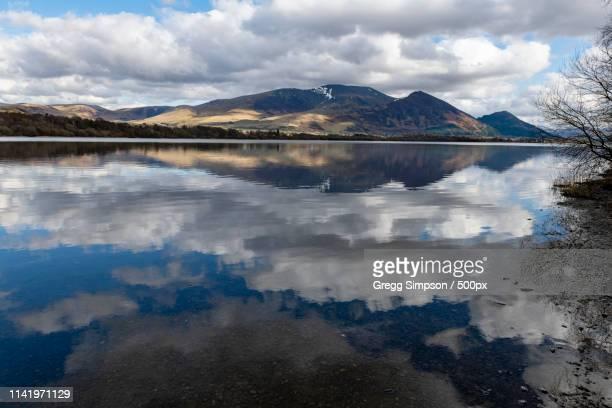 Reflection Of Skiddaw