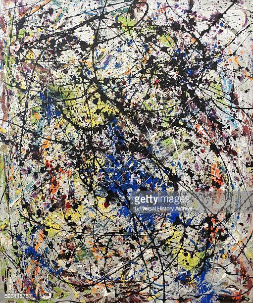 Reflection of the Big Dipper by Jackson Pollock was an influential American painter with a major figure in the abstract expressionist movement He was...