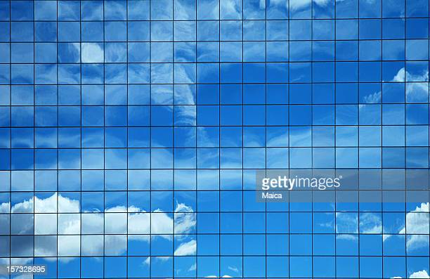 reflection - facade stock pictures, royalty-free photos & images
