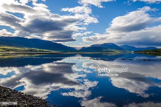 Reflections in Akureyri