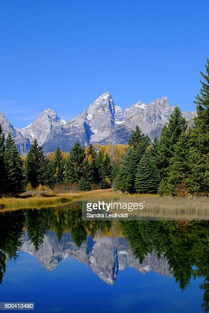Reflections of Grand Teton