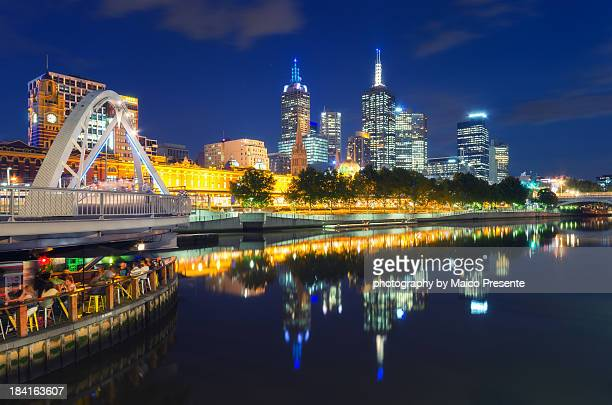 Reflections of Melbourne