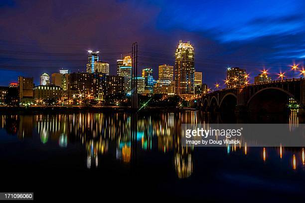 Reflections of Minneapolis