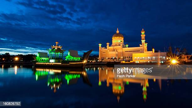 Reflections of the Mosque