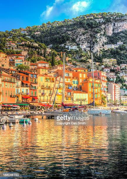 reflections of Villefranche