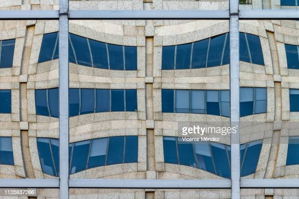 Reflections of windows