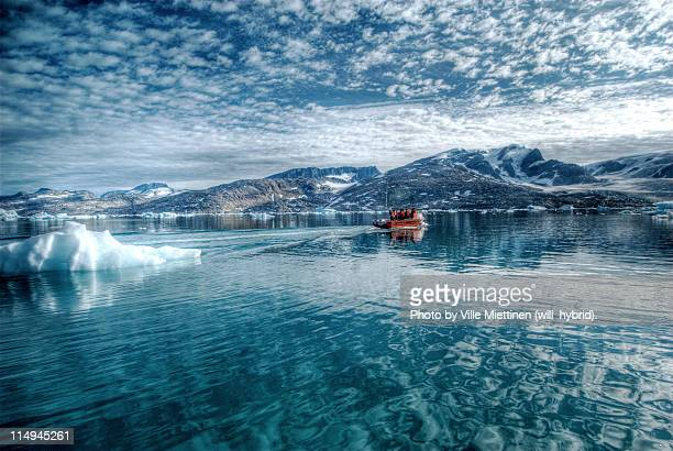 Reflections on Arctic Sea