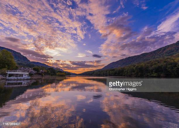 reflections - chattanooga stock pictures, royalty-free photos & images