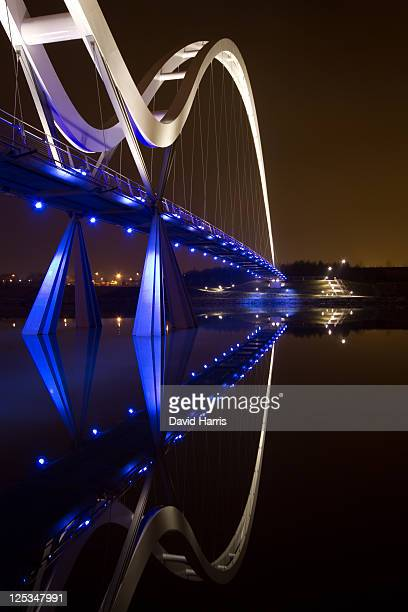 reflections - stockton on tees stock pictures, royalty-free photos & images