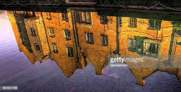 reflections - east london stock pictures, royalty-free photos & images