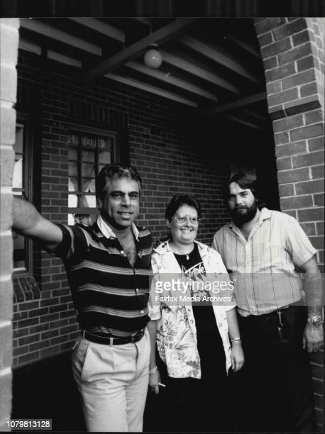Reformed drug addicts John Smith Andrea Smith and Michael O'Neil April 03 1986