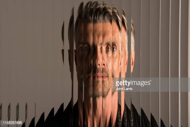 refraction portrait - transparent stock pictures, royalty-free photos & images