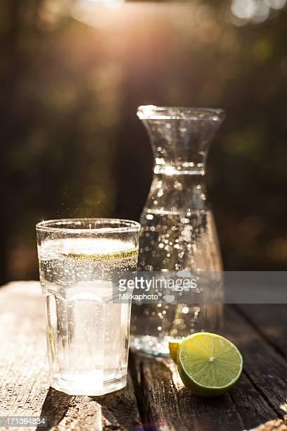 Erfrischende Wasser