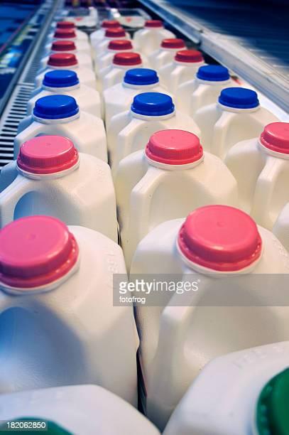 Refrigerated milk