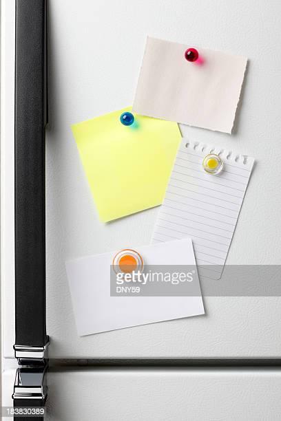 Refrigerator Notes