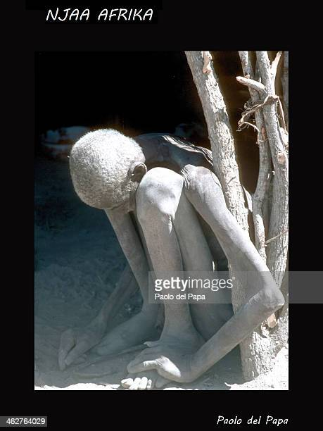 Refugee camp of famine and war in southern Sudan This picture is part of the largest collection of worls peoples images of Paolo del Papa, like...