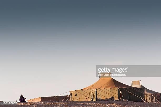 Refugee camps in Tindouf, Algeria