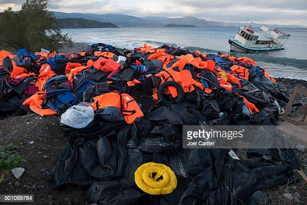 refugee crisis in europe - human trafficking stock photos and pictures