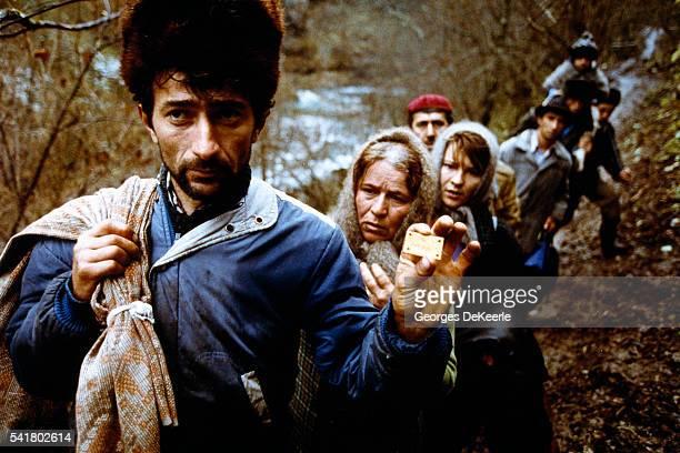 Refugees After Clashes in Nagorno-Karabakh