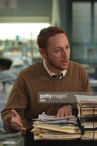 ER 'Refusal of Care' Episode 18 Air Date Pictured Scott Grimes as Doctor Archie Morris Photo by Mike Ansell/NBCU Photo Bank