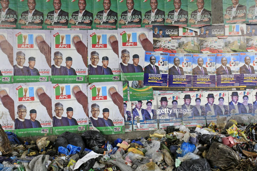 NGA: Nigeria Heads To The Polls