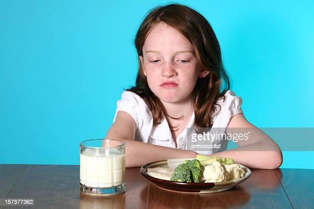 Refusing Vegetables