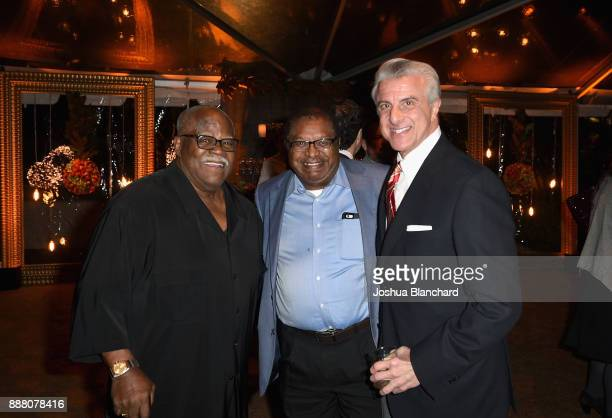 Reg Weaver Reverend Timothy McDonald and Nick Ucci attend Norman Lear's 95th Birthday Celebration on December 7 2017 in Los Angeles California