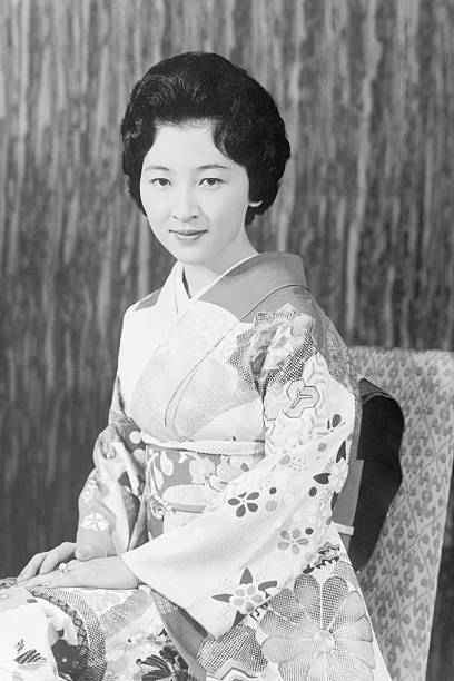 Portrait Of Princess Michiko Pictures Getty Images
