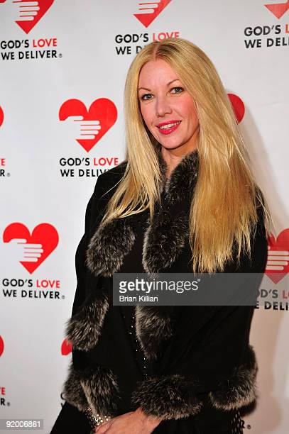 Regan Hoffman attends the 2009 Golden Heart awards at the IAC Building on October 19, 2009 in New York City.