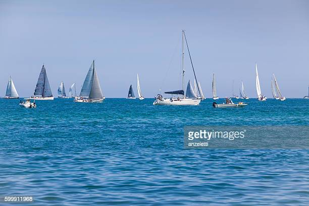 Regatta in Italy