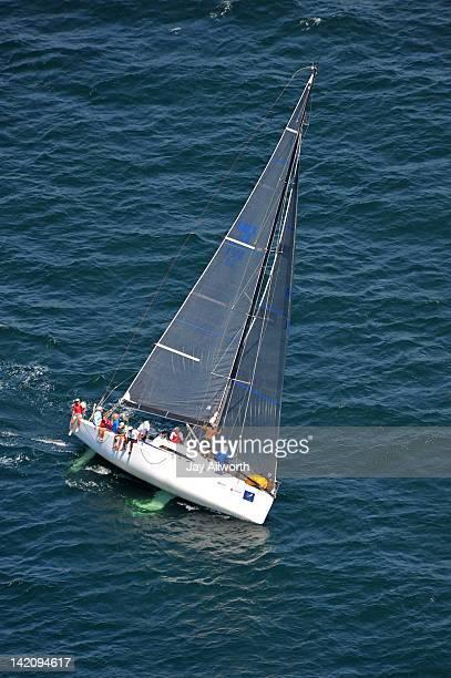 Regatta sailed on Banderas Bay MX