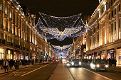 regent street christmas decorations
