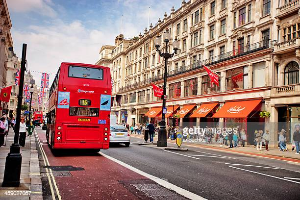 Regent Street, London, UK