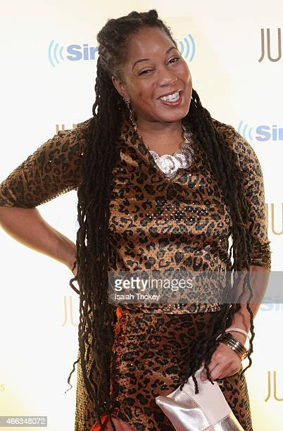 Reggae artist Tasha T arrives at the JUNO Gala Dinner & Awards at Hamilton Convention Centre on March 14, 2015 in Hamilton, Canada.