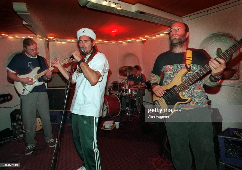 reggae band euphoria entertains the crowd at cisco s mexican news photo getty images 2